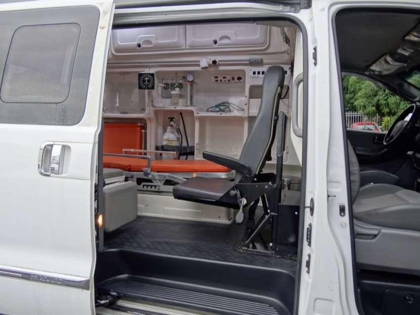 Hyundai Starex Ambulancia 2008 - 5