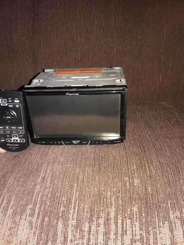 Autoradio Pioneer DVD AHH x5550BT - 0
