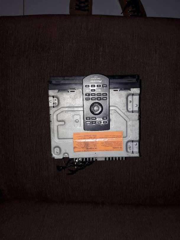 Autoradio Pioneer DVD AHH x5550BT - 4