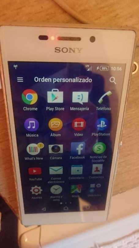 Sony Xperia M2 - 0