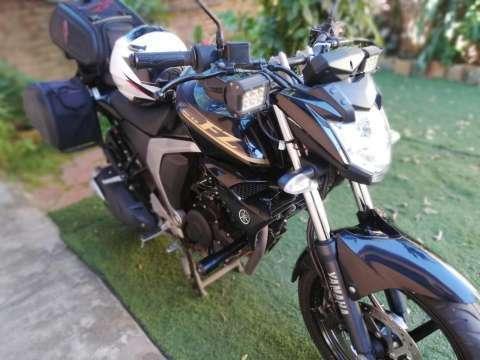 Moto Yamaha Fz 2.0 - 7