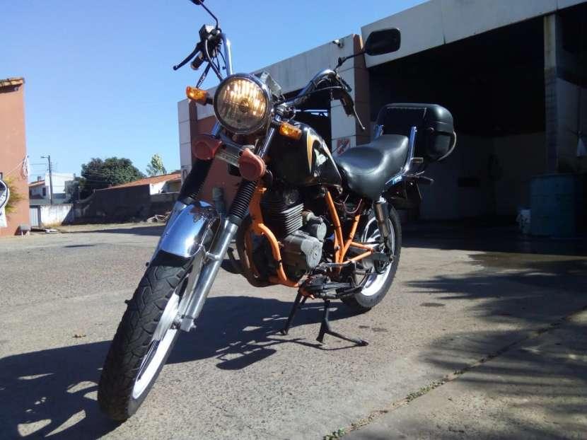 Moto Kenton Custom - 2