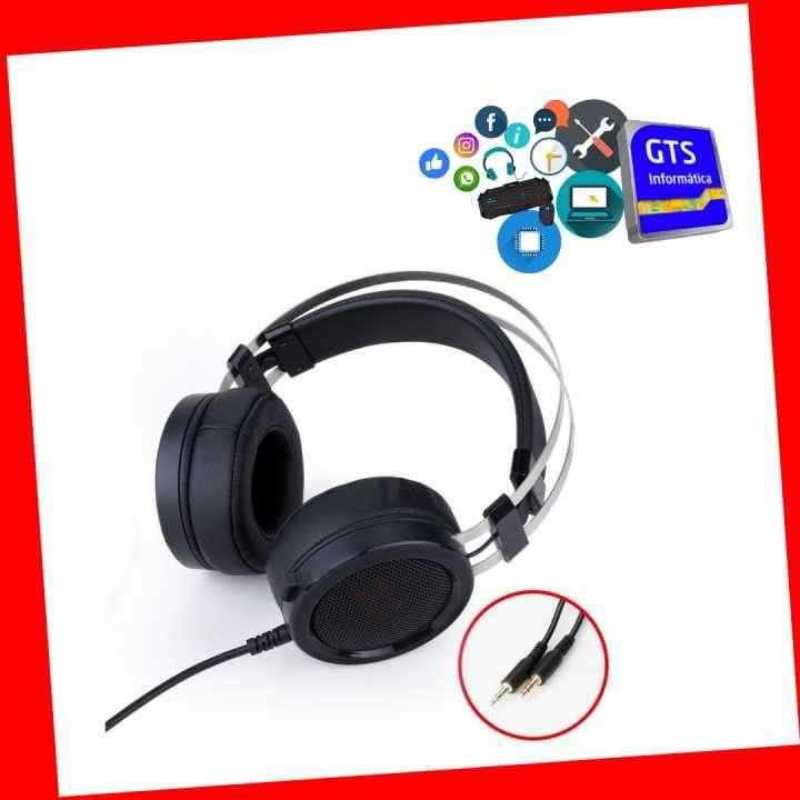 Headset gamer Redragon Scylla USB - 1