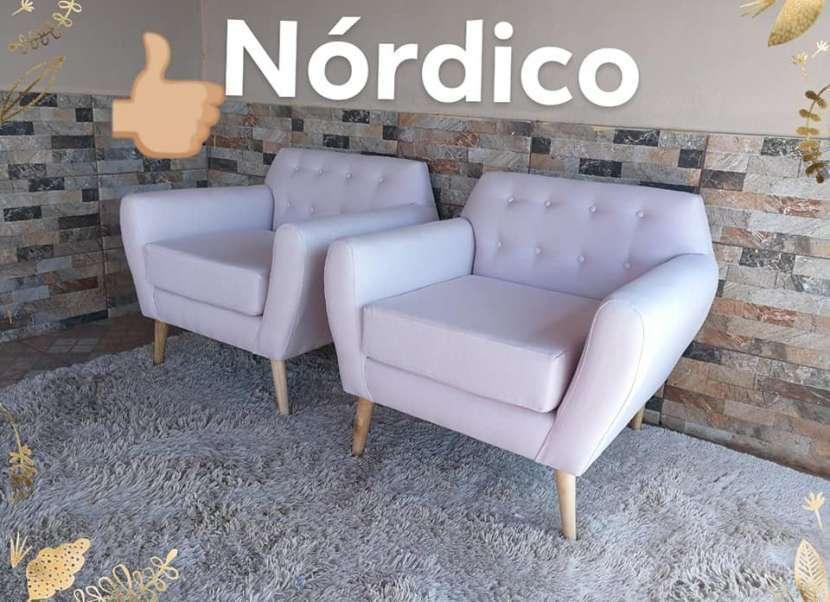 Sofá nórdicos vintages retros y modernos - 8