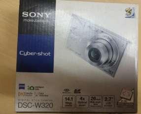 Cámara Sony Cyber-shot 14.1 MP