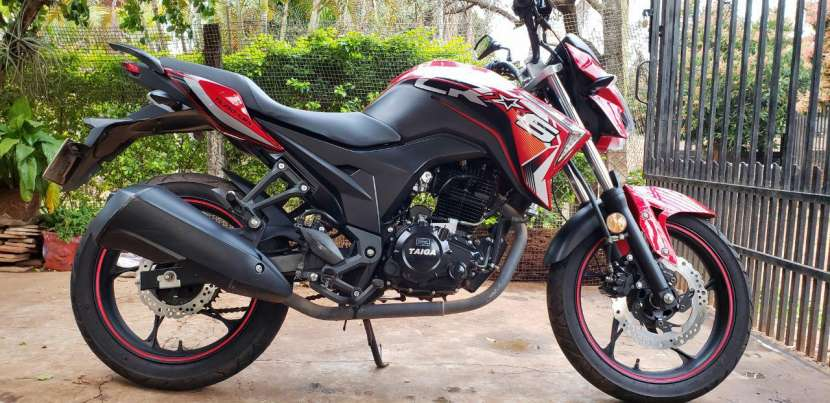 Moto taiga cr5. 250 cc - 0