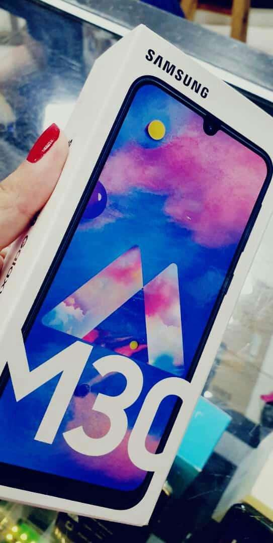 Samsung M30 de 64gb nuevo en caja - 0