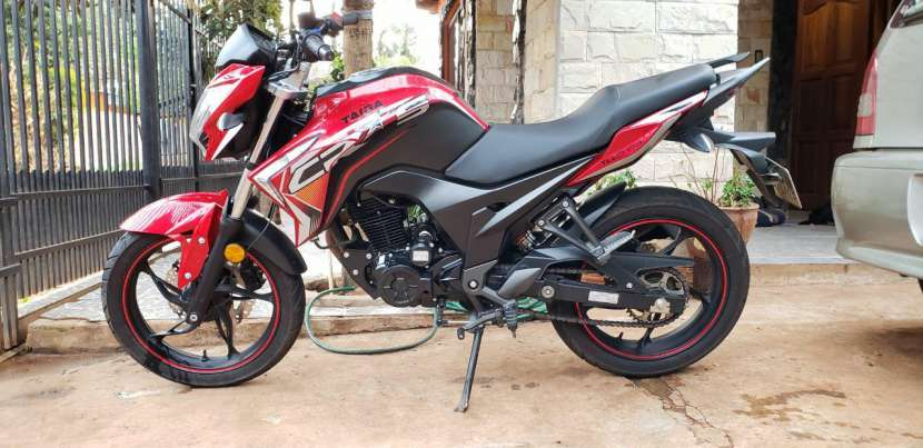 Moto taiga cr5. 250 cc - 1