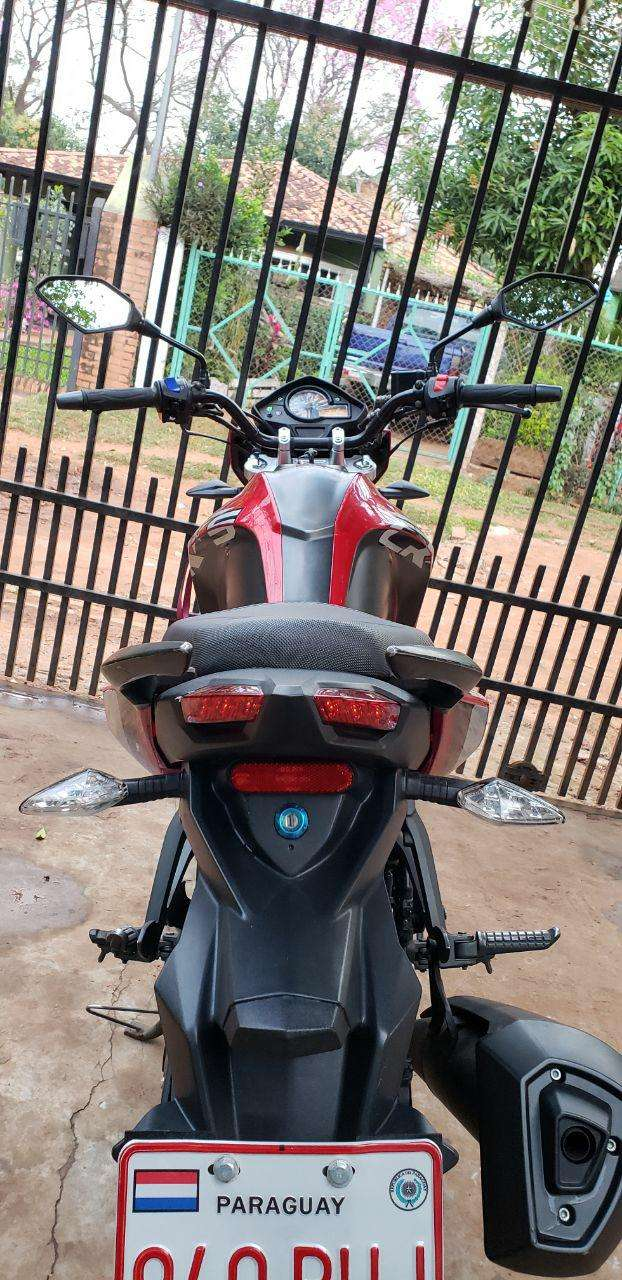 Moto taiga cr5. 250 cc - 2