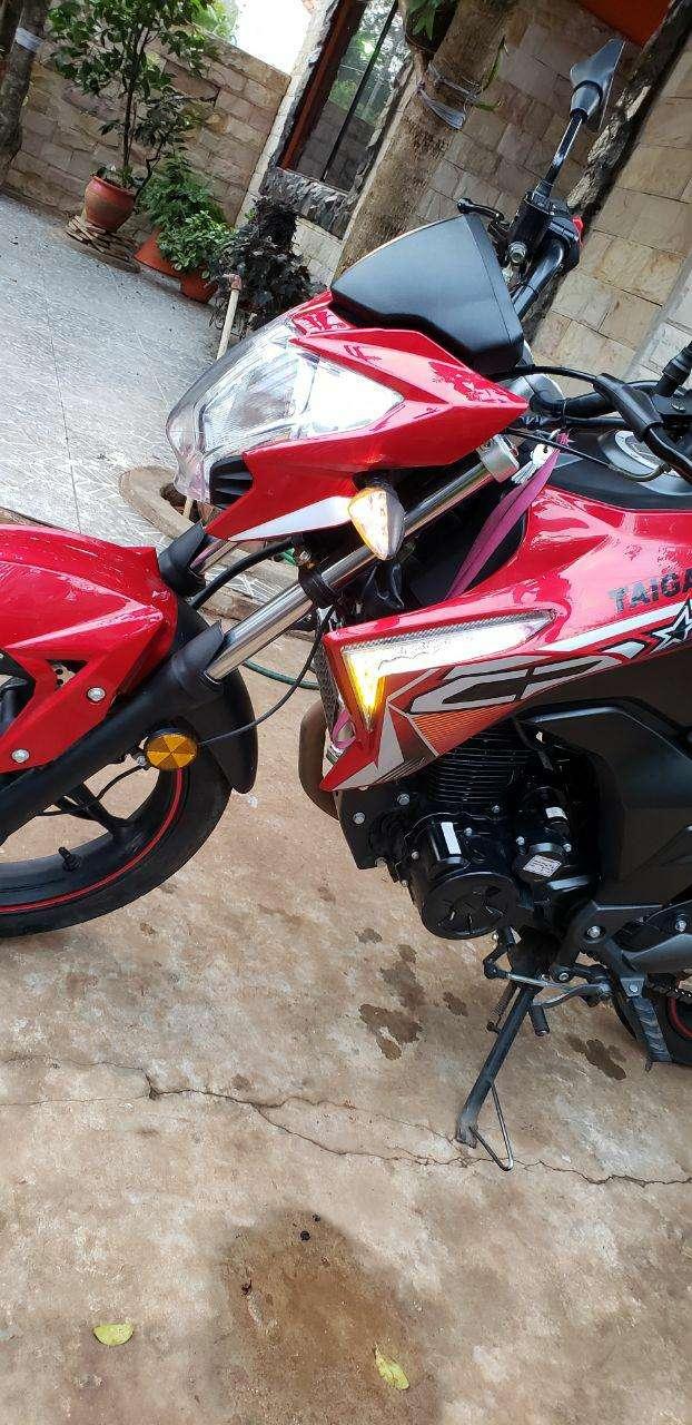 Moto taiga cr5. 250 cc - 3