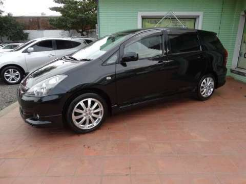 Toyota Wish 2004 chapa definitiva en 24 Hs