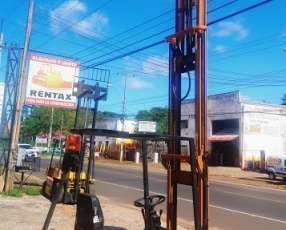 Montacargas eléctrico Sthil R 50-15