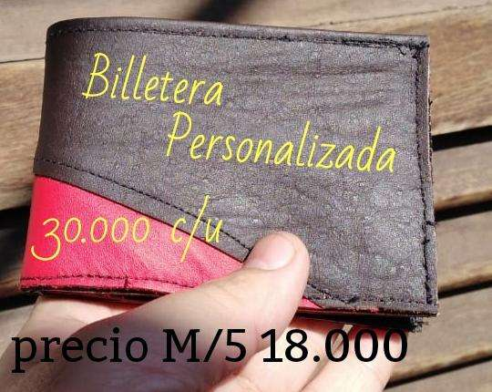 Billetera Personalizada - 0