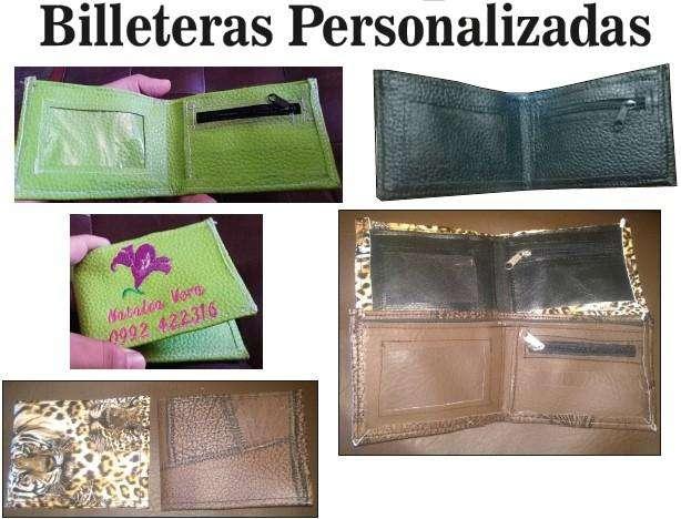 Billetera Personalizada - 2