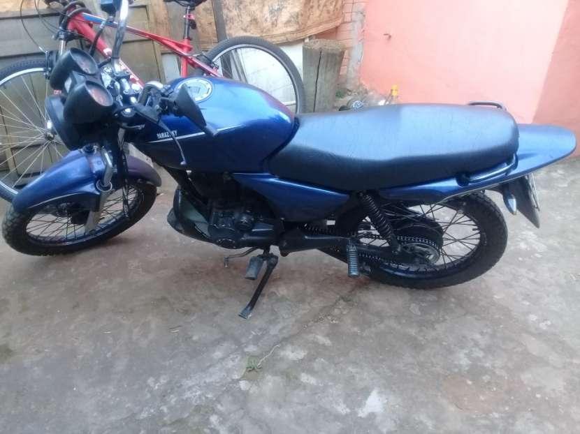 Moto Yamazuky Tudor 150 CC - 2