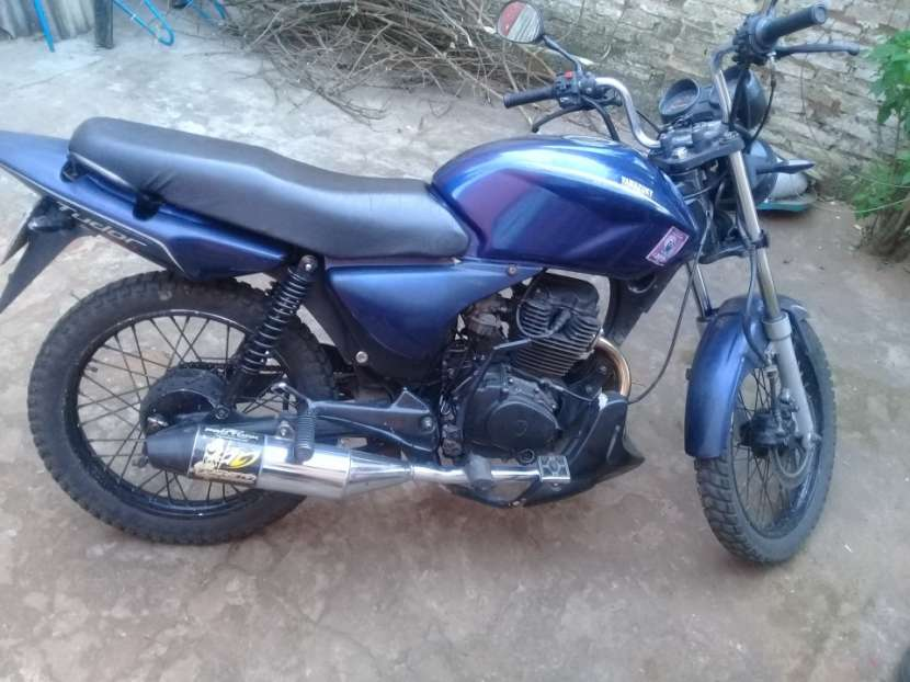Moto Yamazuky Tudor 150 CC - 0