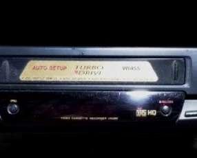 Videocassetero Phillips Vhs 455