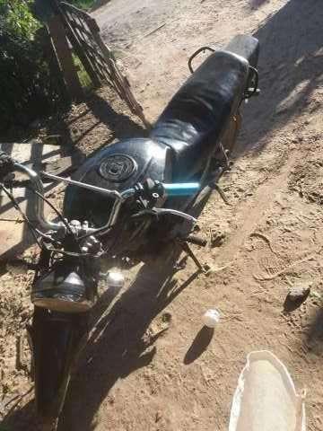 Moto 150 Sport Negro - 0