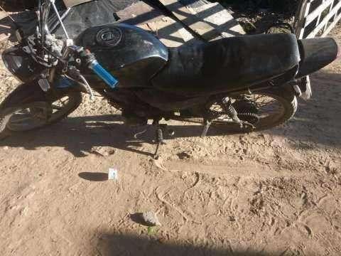 Moto 150 Sport Negro - 1