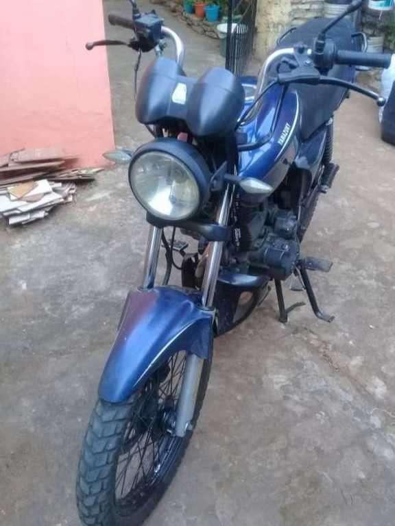Moto Yamazuky Tudor 150 CC - 3