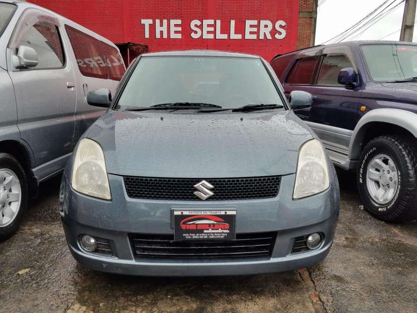 Suzuki Swift 2006 - 0