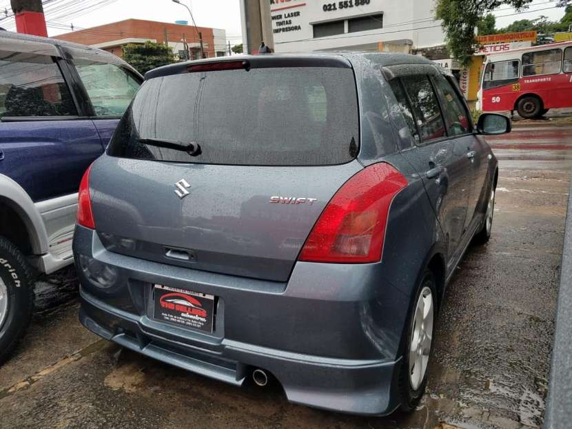 Suzuki Swift 2006 - 4