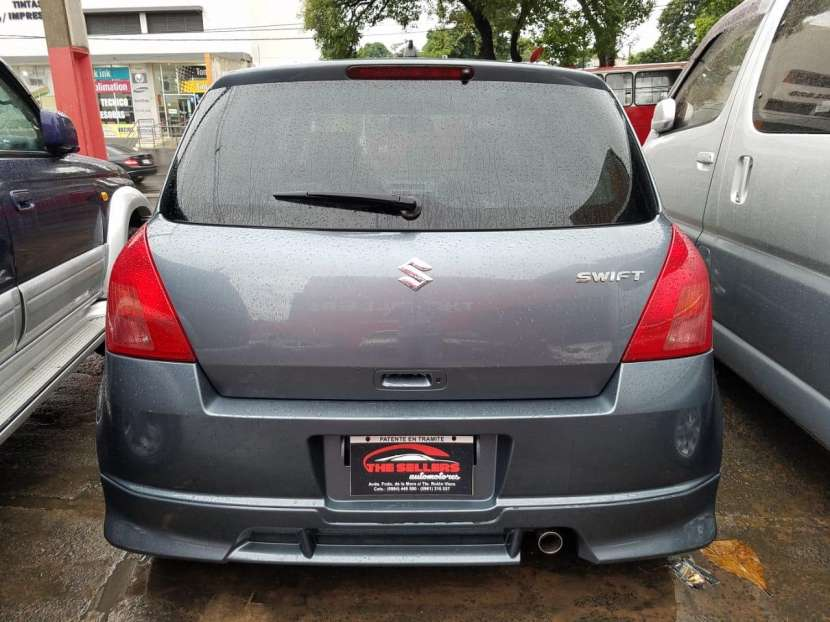 Suzuki Swift 2006 - 5