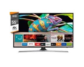 TV LED Smart Samsung UHD 4K de 55 pulgadas