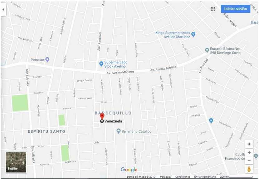 Terreno zona Avelino Martinez y Leopardi - 0