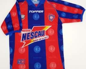 Camiseta de Cerro Porteño 2001