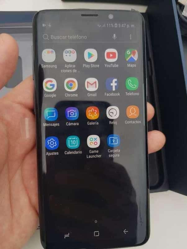 Samsung Galaxy S9 de 64 gb - 4