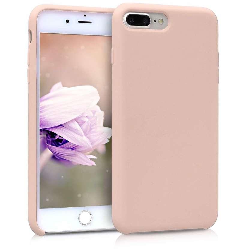 CASE iPhone 7/8 PLUS color Rosa pálido - 0