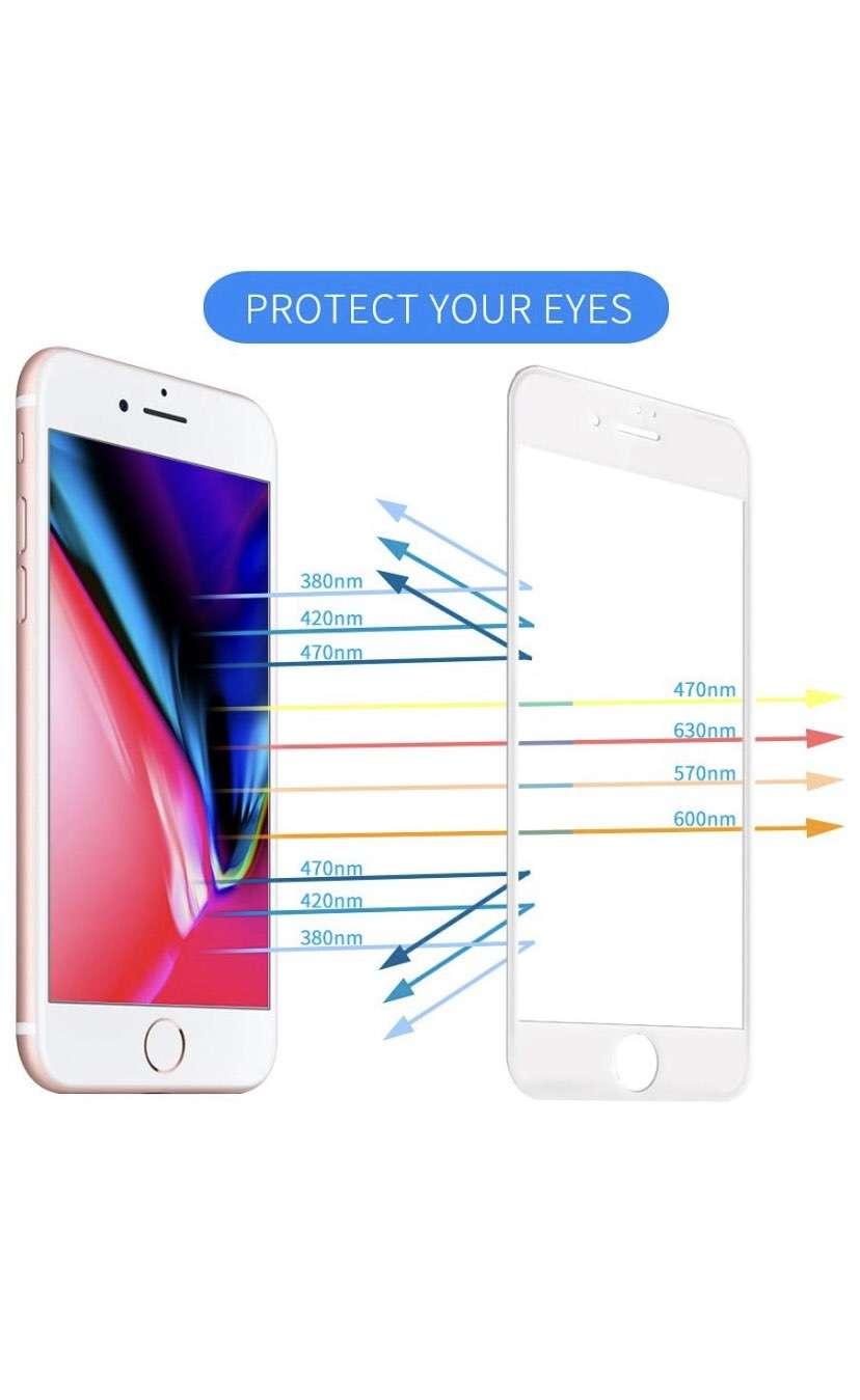 Protector de Pantalla COMPLETA iPhone 7/8 PLUS - 1