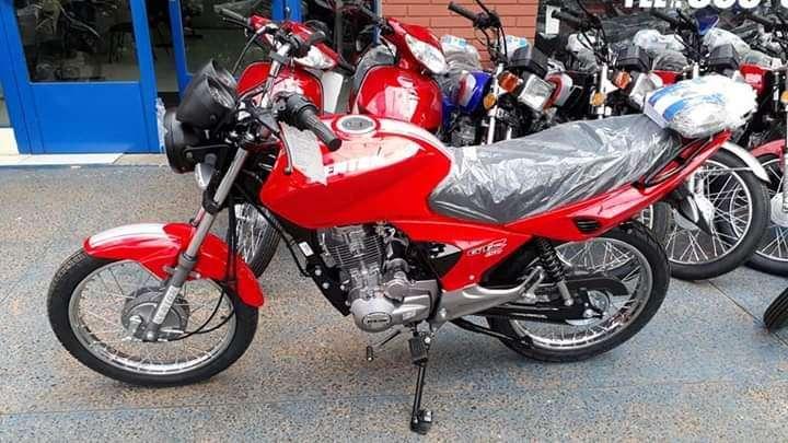 Moto 0km - 1