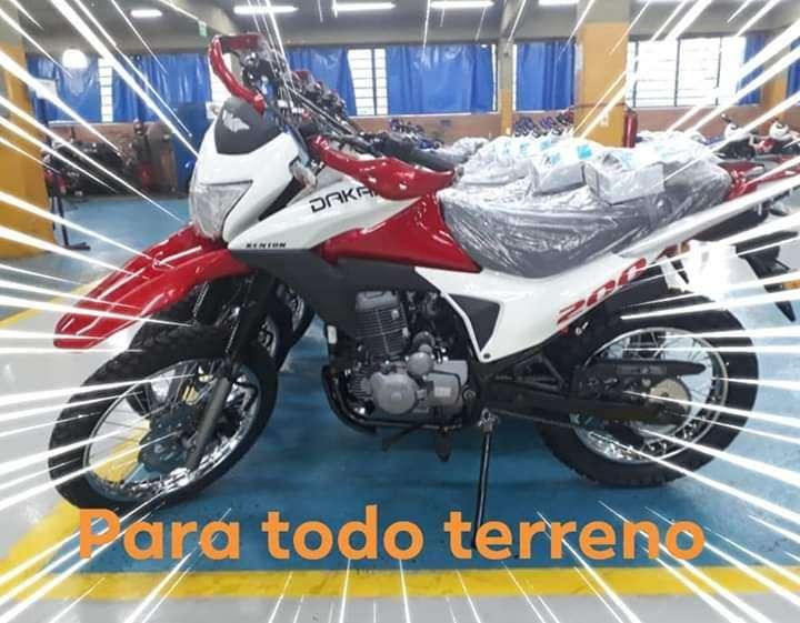 Moto 0km - 2