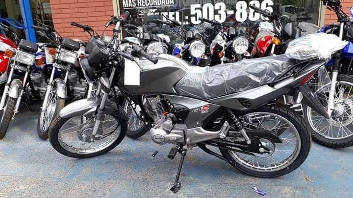 Moto 0km - 3