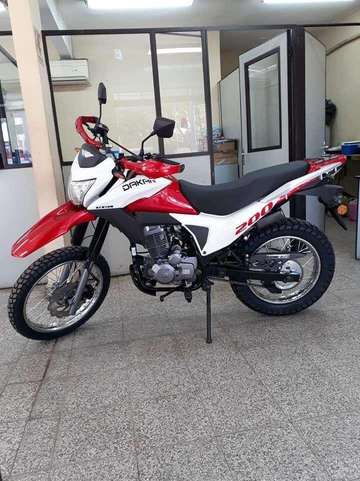 Moto 0km - 5