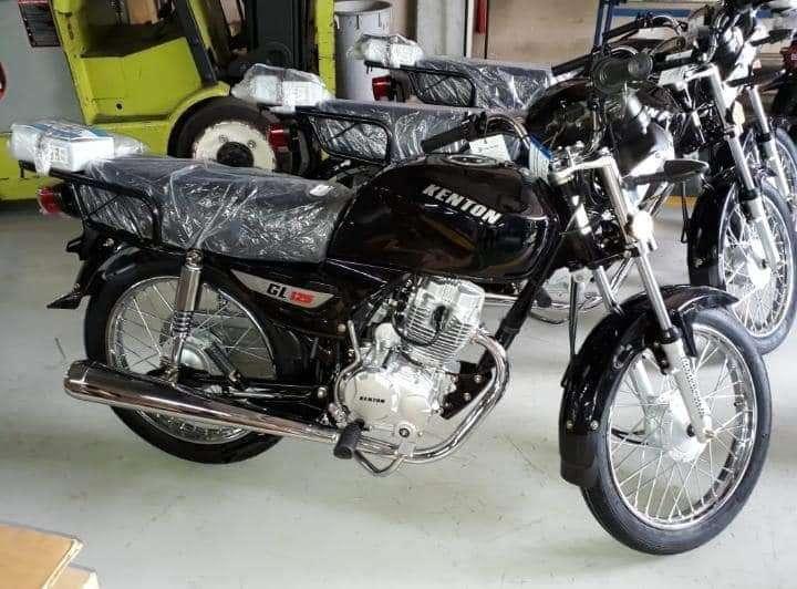 Moto 0km - 6