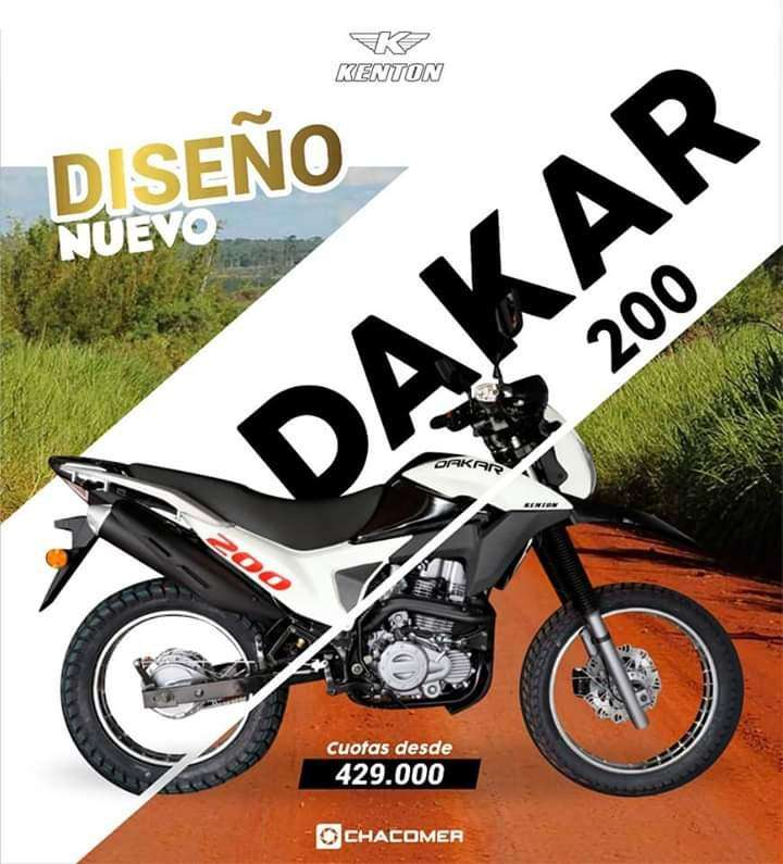 Moto 0km - 7