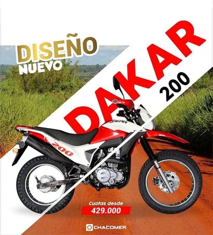 Moto 0km - 8