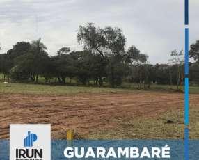 Terrenos en Guarambaré