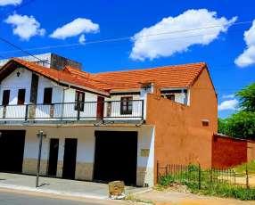 Casa ubicada en la Ciudad de San Lorenzo