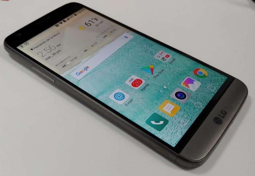 LG G5 Titan LTE 4 gb ram 32 gb - 2