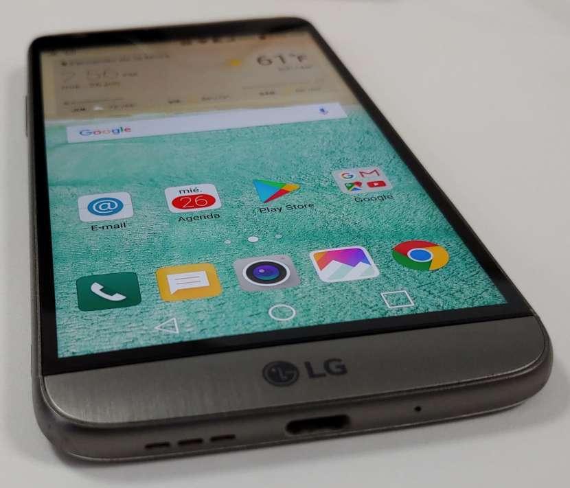 LG G5 Titan LTE 4GB RAM 32GB - 5
