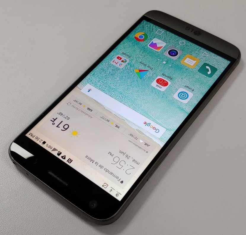 LG G5 Titan LTE 4 gb ram 32 gb - 1