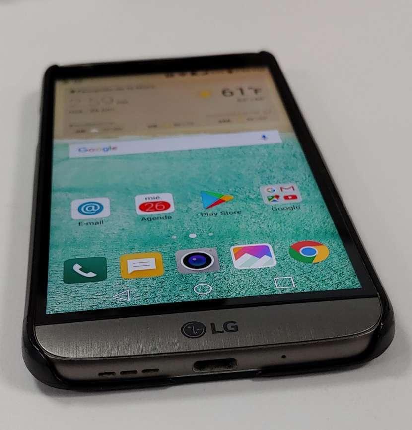 LG G5 Titan LTE 4 gb ram 32 gb - 8