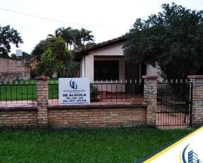 Casas BARRIO YKA`A