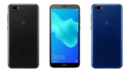 Huawei Y5 2018 nuevo - 1