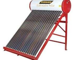 Calefón solar 180 lts! Un regalo ! .no al regalo de energia!
