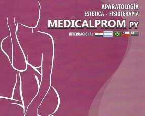 Aparatología estética y fisioterapia internacional